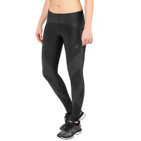 asics Finish Advantage 2 - Pantalones largos running Mujer - negro